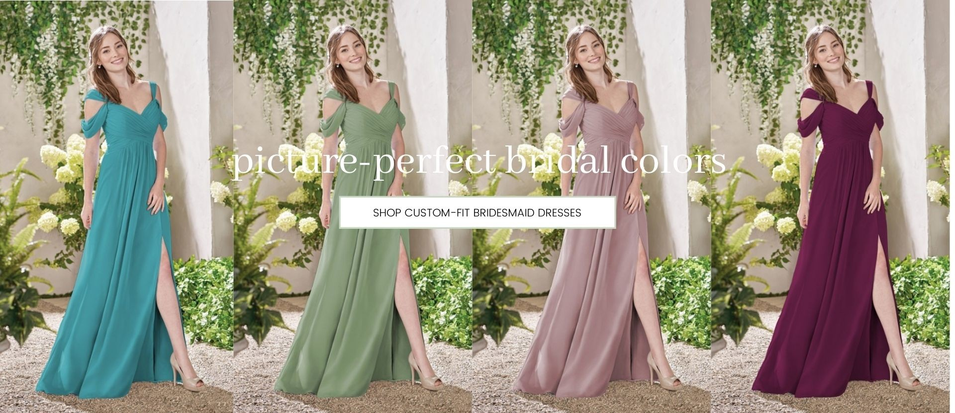 Shop Bridal Colors