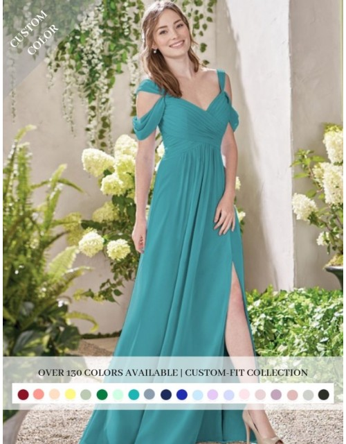 Sylvie Dress (Custom Color)