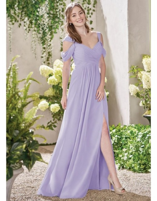 Sylvie Dress (Lavender Ice)