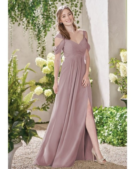 Sylvie Dress (Dusty Rose)