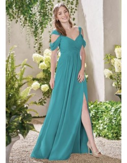 Sylvie Dress (Turquoise)