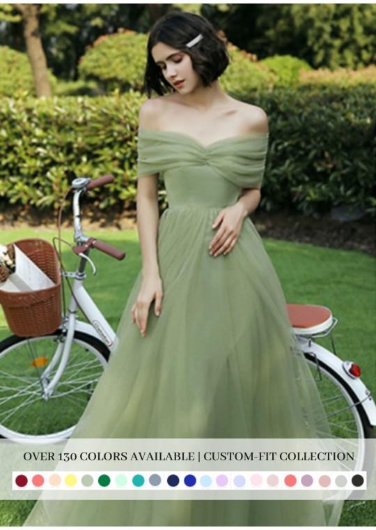 Letha Dress (Custom Color)