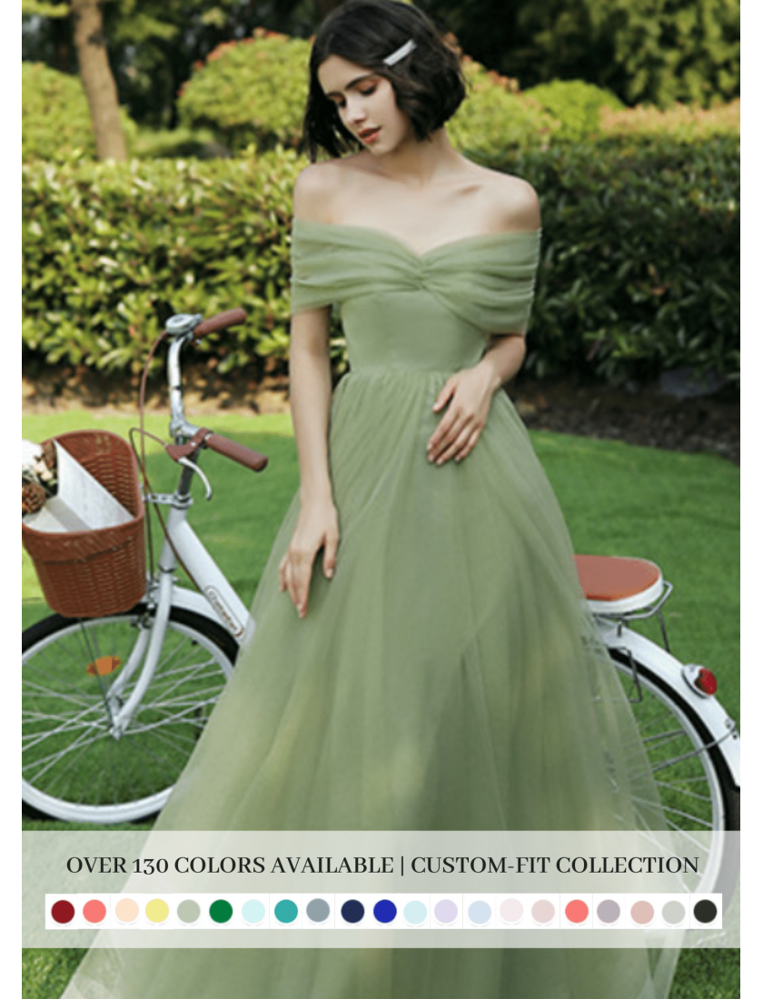 Letha Dress (Custom Color)