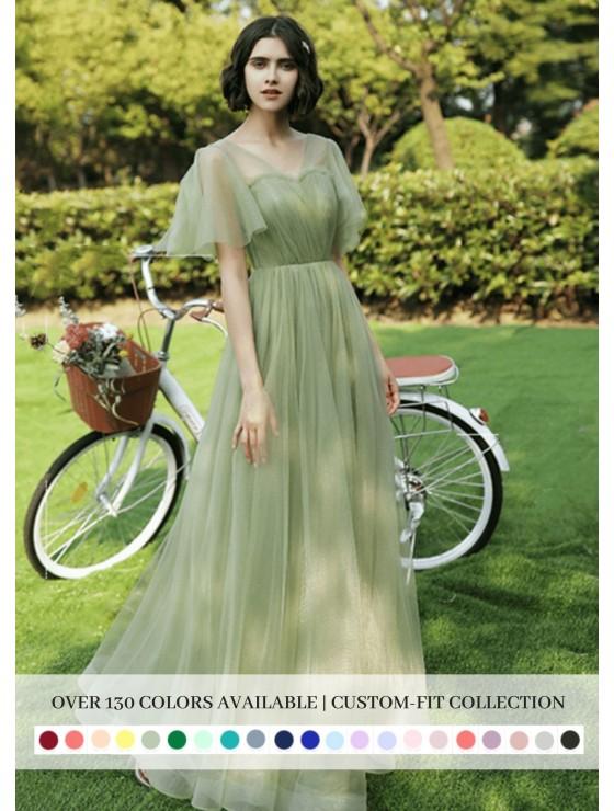 Lilis Dress (Custom Color)
