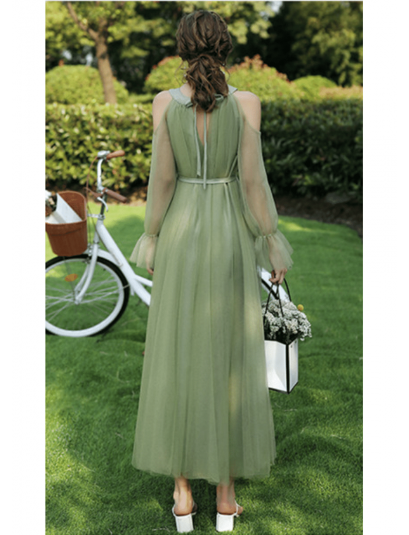 Leora Dress (Custom Color)