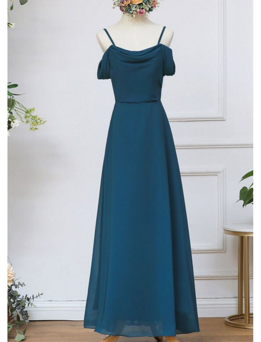Vienna Dress (Ink Blue)