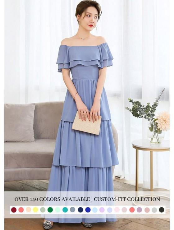 Luna Dress (Custom Color)