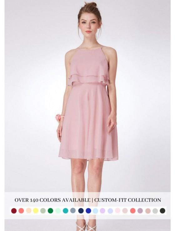 Allison Dress (Custom Color)