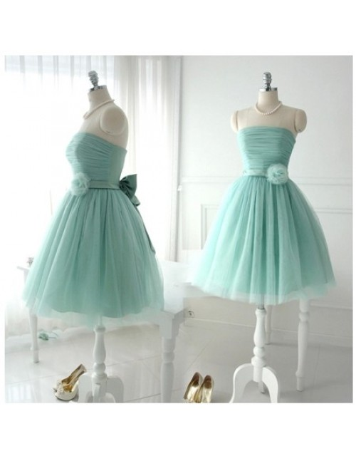Eloisa Dress (Mint)