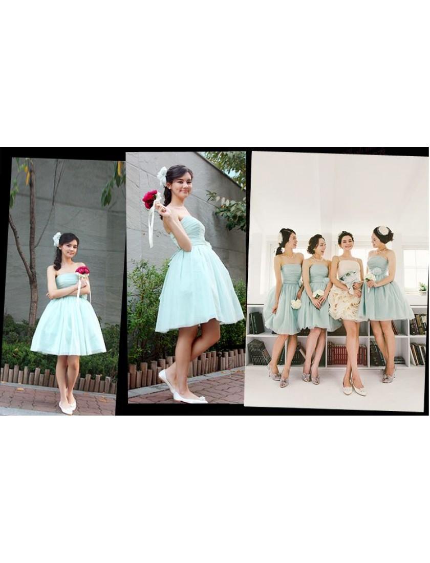 Eloisa Dress (Mint)