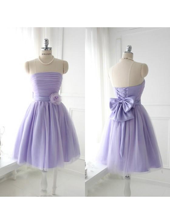 Eloisa Dress (Purple)