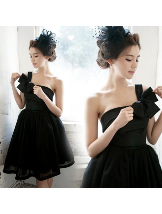 Lita Dress (Black)