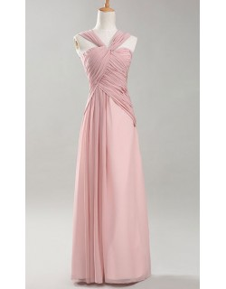 Korina Dress - B (Pink)