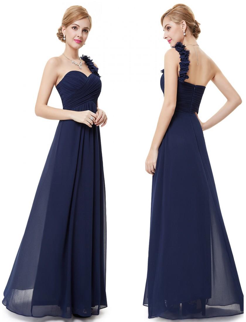 Candelaria Dress (Navy Blue)