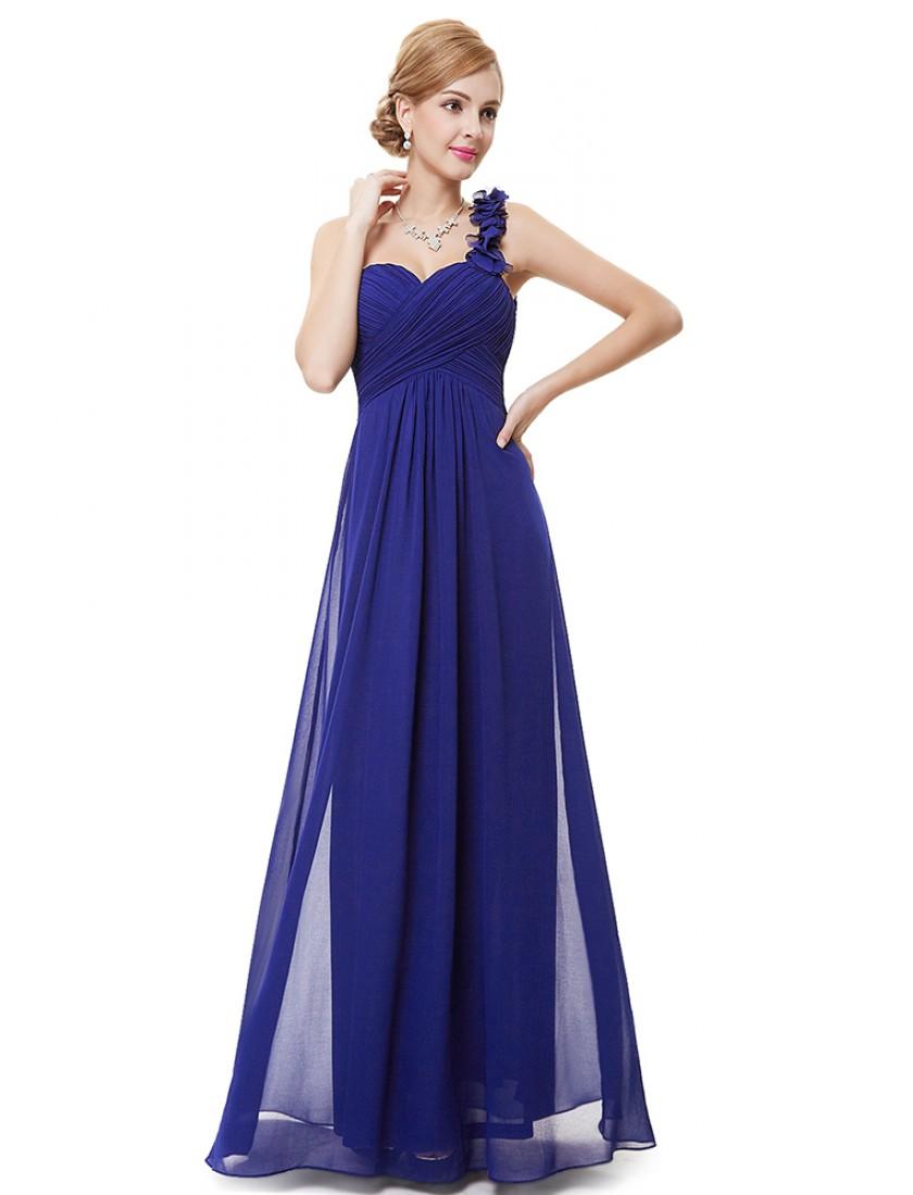 Candelaria Dress (Royal Blue)