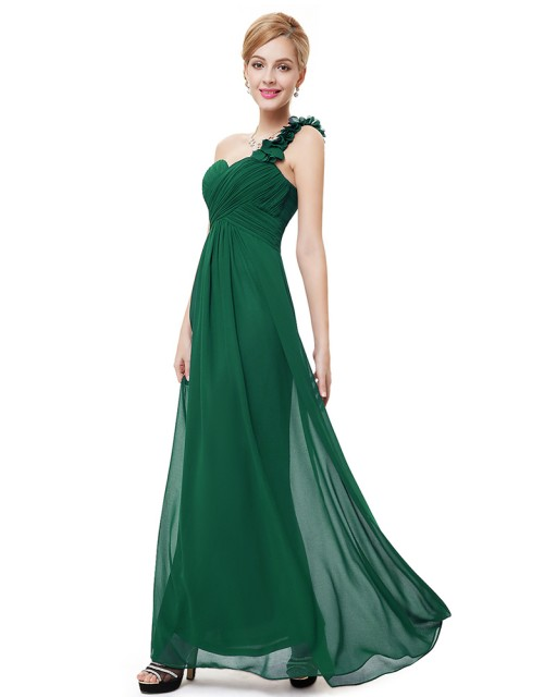Candelaria Dress (Emerald)
