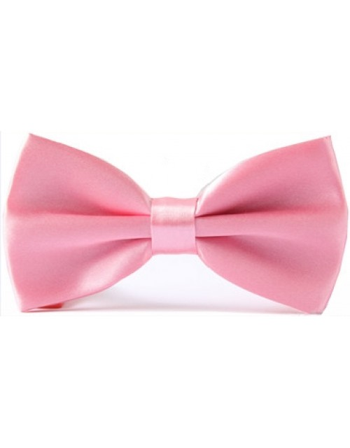 Riccardo Bow Tie (Light Pink)