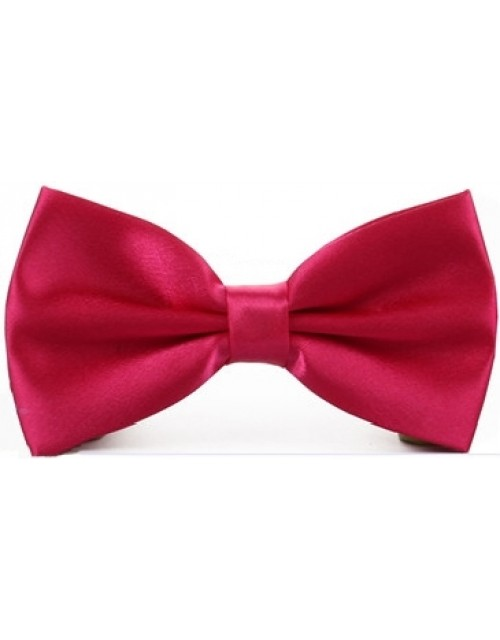 Riccardo Bow Tie (Hot Pink)