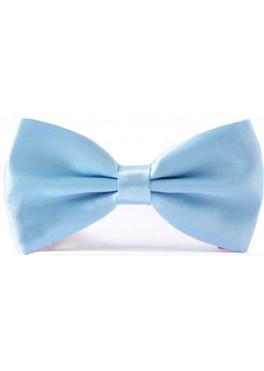 Riccardo Bow Tie (Soft Blue)