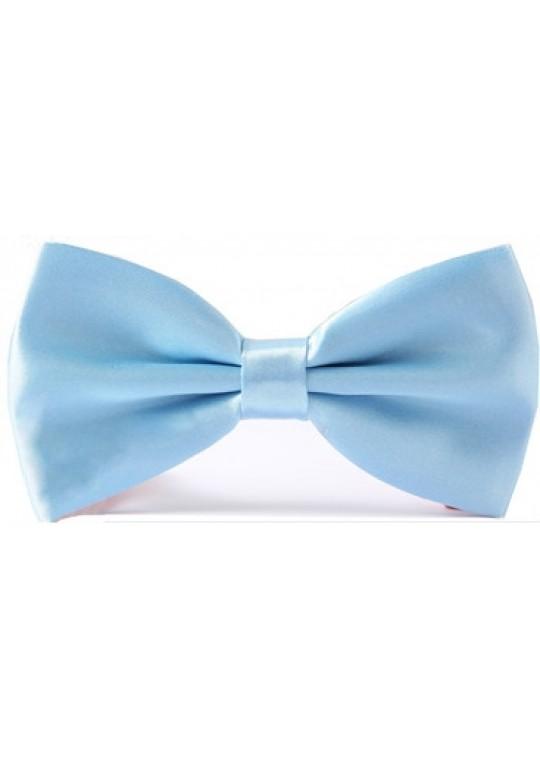 Riccardo Bow Tie (Soft Blue)