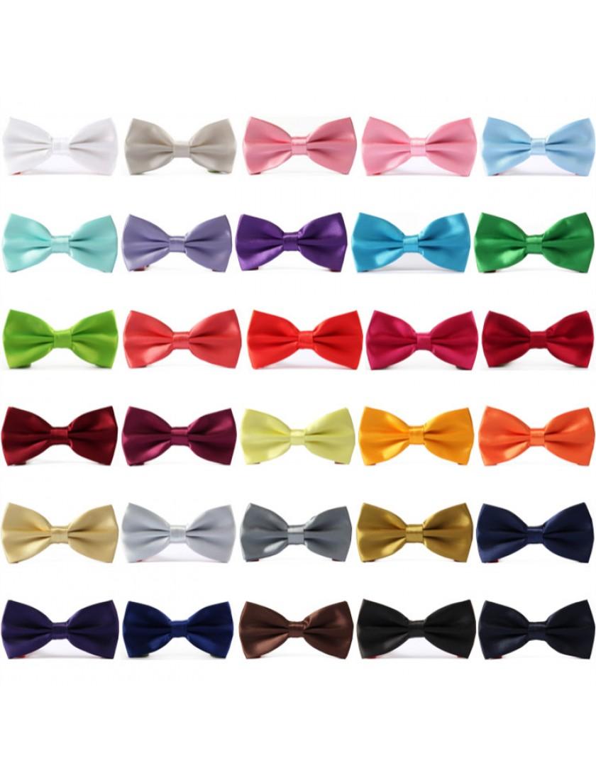 Riccardo Bow Tie (Navy Blue)