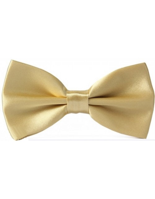 Riccardo Bow Tie (Light Yellow)