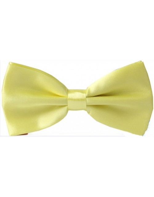 Riccardo Bow Tie (Yellow)