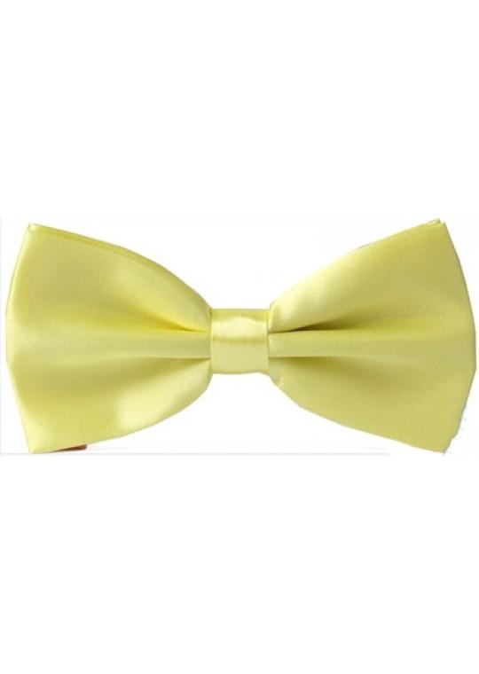 Riccardo Bow Tie (Yellow)