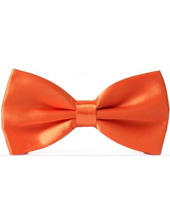 Riccardo Bow Tie (Orange)