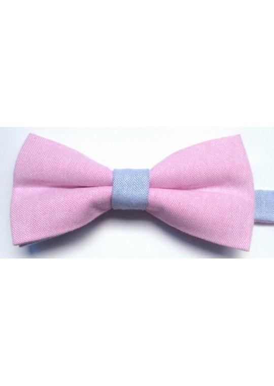 Pantera Bow Tie (Soft Pink)