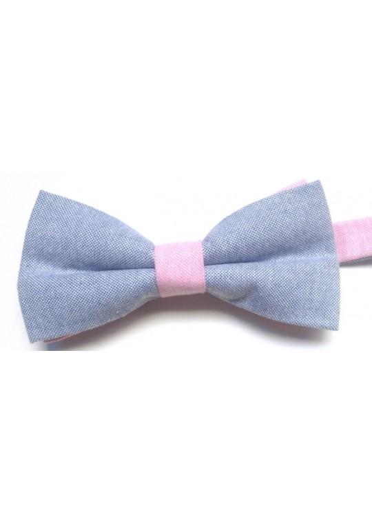 Pantera Bow Tie (Blue)
