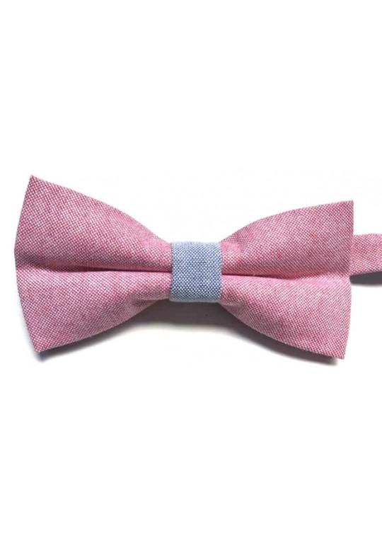 Pantera Bow Tie (Dark Pink)
