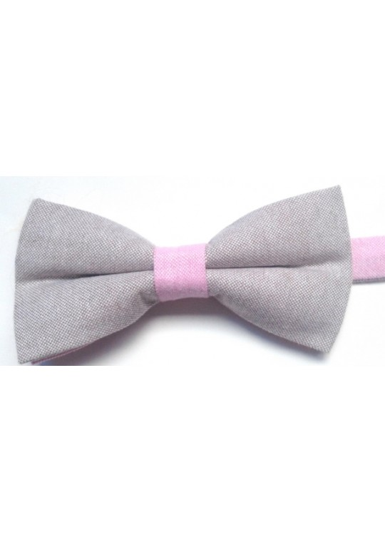 Pantera Bow Tie (Light Grey)