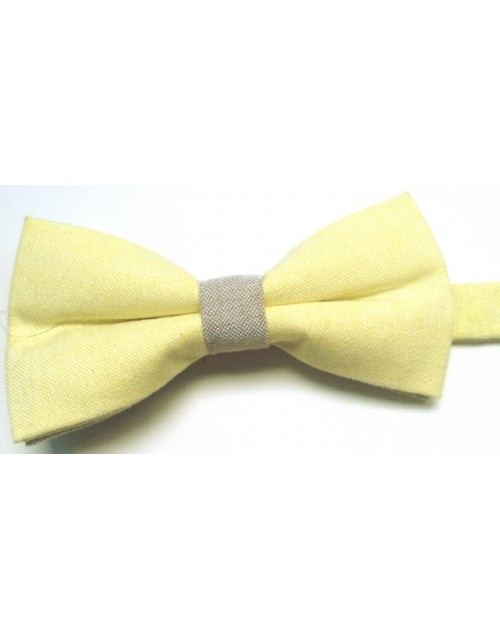 Pantera Bow Tie (Yellow)
