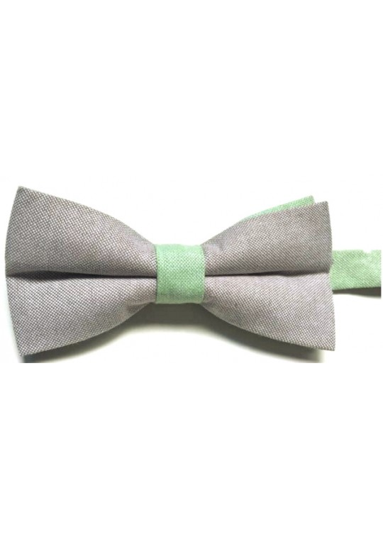 Pantera Bow Tie (Grey)