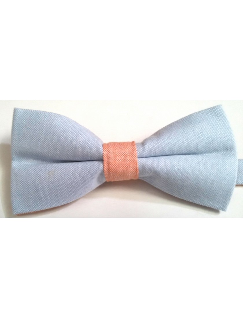 Pantera Bow Tie (Soft Blue)