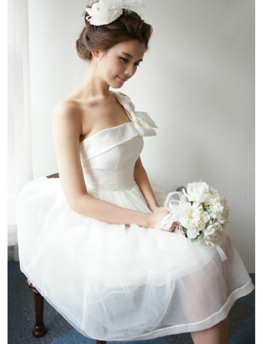 Lita Dress (White)