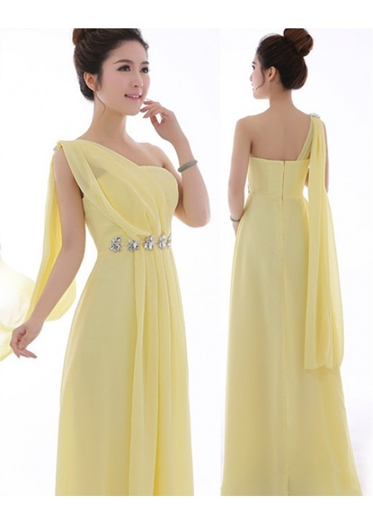 Ioanna Dress (Yellow)