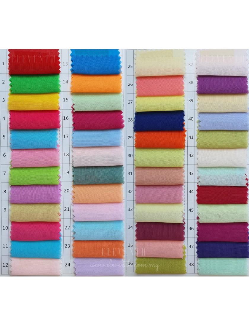 Verene Convertible Dress (Pastel Colors)