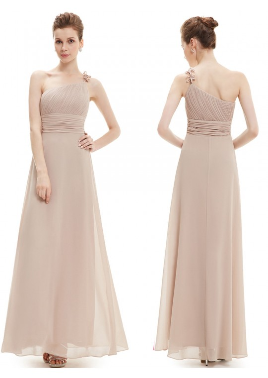 Giselle Dress (Beige)