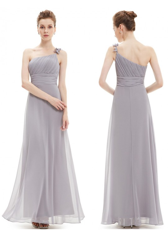 Giselle Dress (Soft Grey)