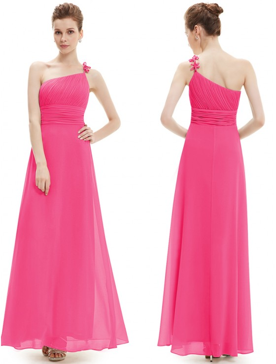Giselle Dress (Hot Pink)