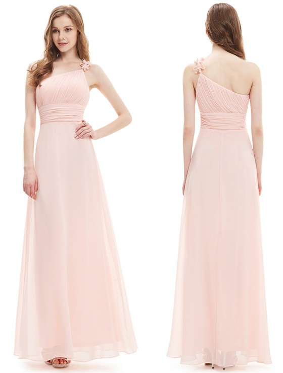 Giselle Dress (Soft Pink)
