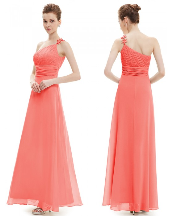 Giselle Dress (Coral)