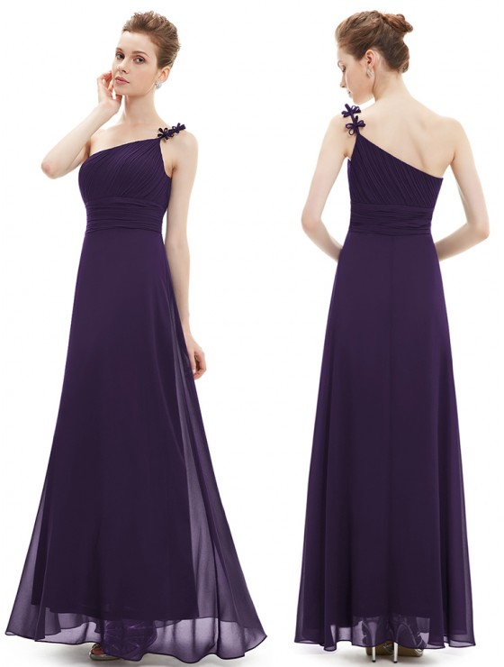 Giselle Dress (Dark Purple)