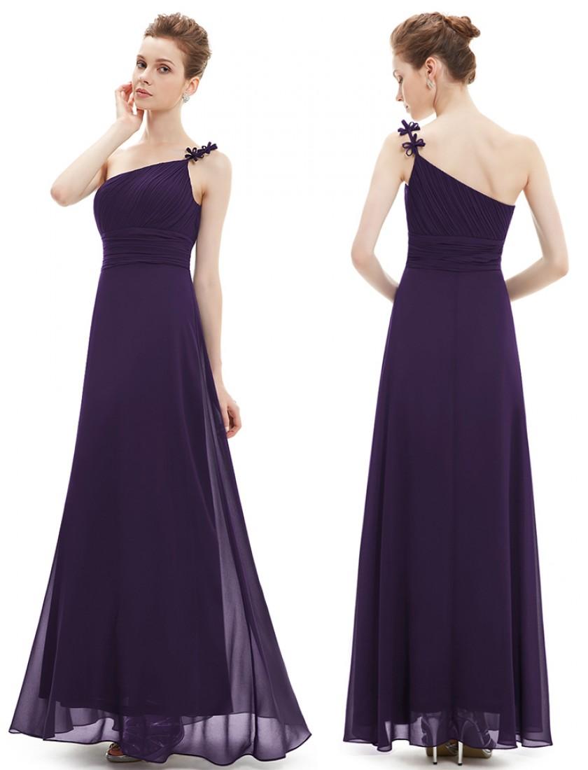 Giselle Dress (Dark Purple)