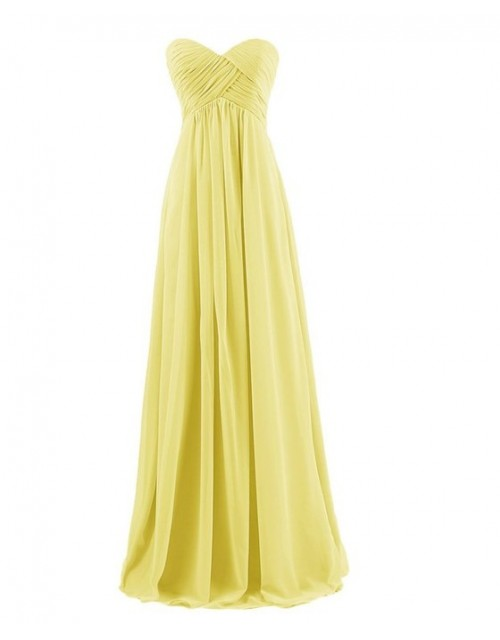 Mireio Dress (Yellow)