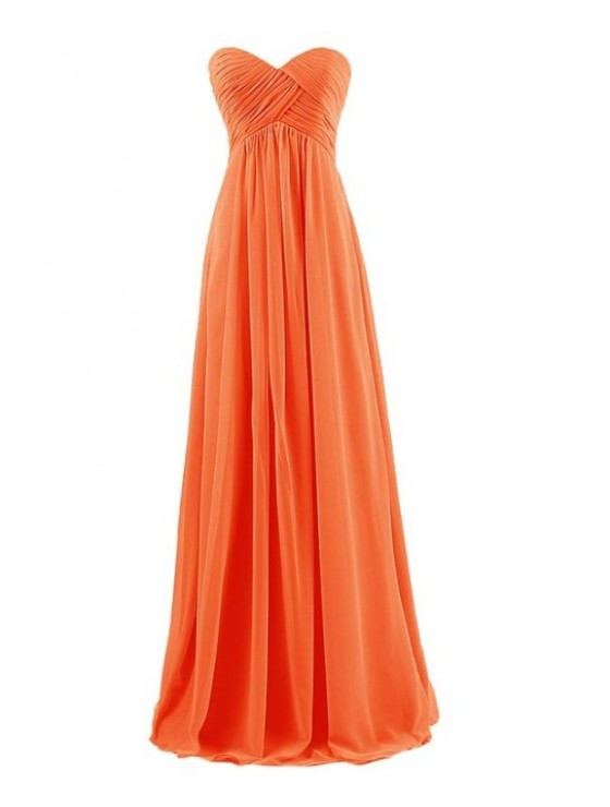 Mireio Dress (Orange)