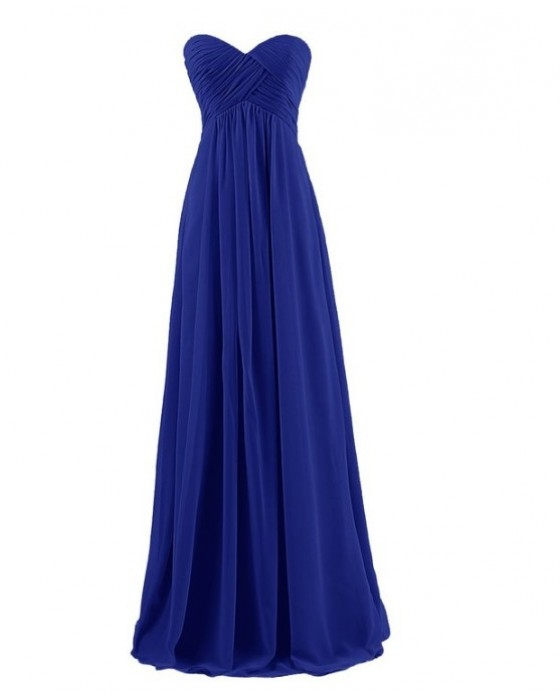 Mireio Dress (Royal Blue)