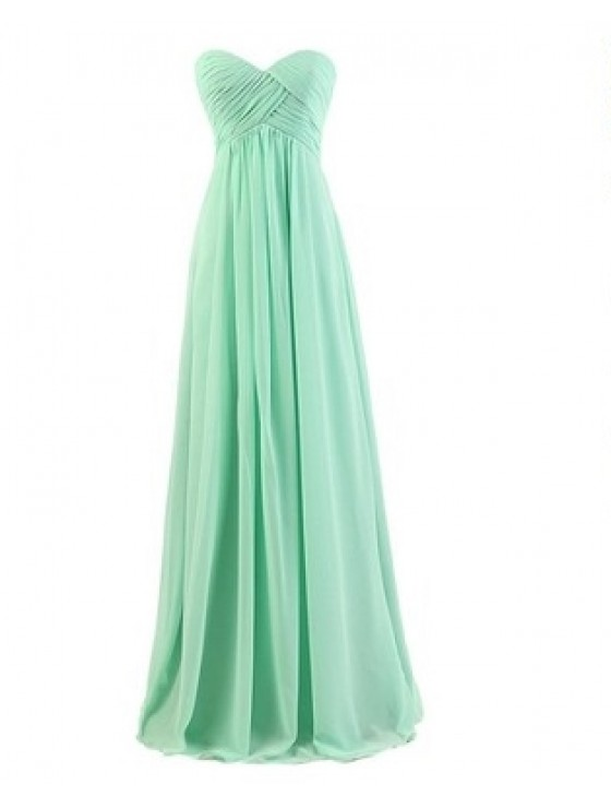 Mireio Dress (Mint)